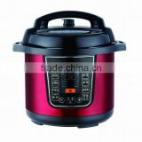stainless steel electric pressure cooker with overheat protection