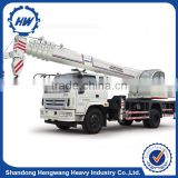 10 Tons Hydraulic Telescopic Boom Truck Mounted Crane Cargo Crane For Sale