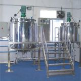 500L custom liquid detergent mixing machine/ mixing tank