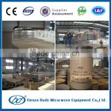 Industrial catalyst microwave drying machine