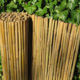 String bamboo fence for garden/bamboo screen