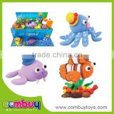 Kids educational plastic diy polymer clay modeling tools
