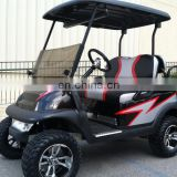 4 seat electric golf cart with CE hot sales China factory offer