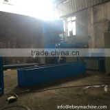 Pe/pp Foaming Plastic Granulator Pet Recycle Recycling Machine