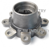 Axle hub/arbor wheel Iron casting TCM Forklift parts