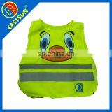 2015 Hot sale low price high visibility childrens kids safety vest
