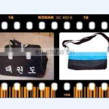 taekwondo/karate training sports bags/sport trianing bags