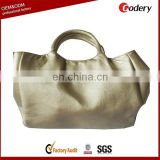 OEM design fashion leather gym bag