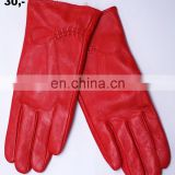 Lambskin Leather Gloves