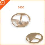 metal gold buckle for belt bags trims decoration