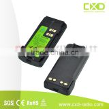 Powerful 7.2V Ni-Mh 1800mAh <b>walkie</b> <b>talkie</b> <b>battery</b> pack for XPR3500