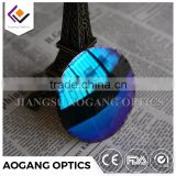 sunglasses lens with UV400 and various tinting colors