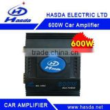 600W 4 Channel Car Bridgeable Amplifier