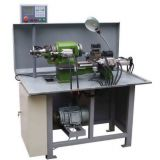 Instrument lathe machining