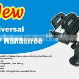 In Car Speaker for Mobile Phone Holder Solar Handsfree