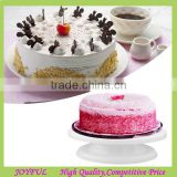 Rotating Cake Decorating turntable rotating stand/ Icing Turntable Display Table Stand cake turntable for wedding cake