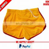 New style cheap running shorts exporter from India
