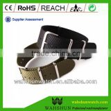 high quality manufacturer <b>black</b> <b>watch</b> nylon <b>strap</b>