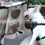 Car Backseat Pet Barrier Dog Vehicle Barrier between front two seats 3colors
