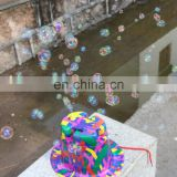 2014 new invention product Hat Design Bubble Machine Hat