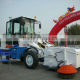 road sweeper wheel loader with CE