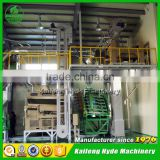 3 t/h Soya bean cleaning plant for Course grain processing line