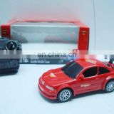 High speed funny design 4ch 1:32 racing toy car rc for kids