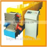 Drain pipe automatic square steel tube downpipe roll forming machine Water down pipe elbow making machine