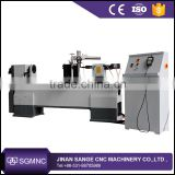 Inquiry About CNC wood lathe multi-functional cnc woodworking lathe 3D wood turning lathe