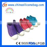 OEM New design fashion cheap wholesale slippers eva beach slippers