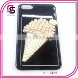 Hot selling pineapple ice cream design cell phone cases manufacturer