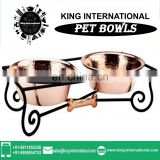 Copper bowl with lid by kitchen cleaning sponge tengjie ues to kitchen ware oil containers