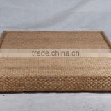 WATER HYACINTH BED/ BEDROOM FURNITURE TCW-0182