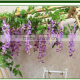 SJ new artificial wisteria for decoration