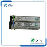 High-end 1.25G BiDi SFP Optical Module 1310/1550nm 40km for Long Range Datacom Telecom