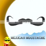 Party lifelike fake moustache / Curly Mexican moustache MMO-0166