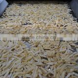 French Fries Chips Tunnel Freezer