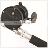 TROLLING REEL , FISHING REEL