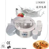 home use yogurt maker with glass cup