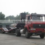 Truck Transportation Flatbed Delivery Trailer