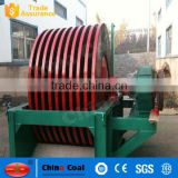 high working efficiency automatic disc magnetic separator