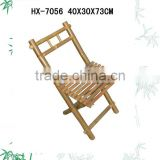 Custom Bamboo Outdoor Furniture Garden Folding Chair