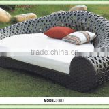 Hot Sale PE Rattan Outdoor Furniture Application to Garden/Beach/Hotel
