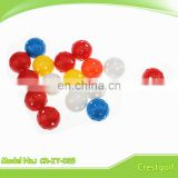 Plastic Golf Ball 42mm Colorful Practice Balls