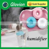 Novelty Design usb donut humidifier malaysia humidifier Asian market