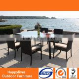 MT2359 Outdoor cafe chairs and tables cafe chairs and tables noble house furniture dining set Table Good Quality