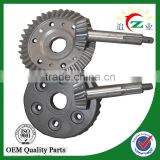 Chinese hot sales differential gear kit, wheel gear, crown wheel and pinion gear