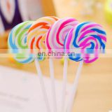 Cute Kawaii Cartoon Lollipop Rubber Erasers for Kids Lovely Creative Stationery Gift