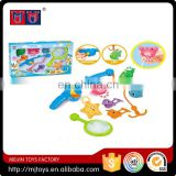 2016 Summer newest series Fishing game play set funny fishing toys for kids