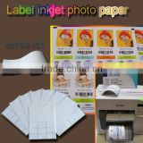 90g adhesive high <b>quality</b> matte <b>photo</b> <b>paper</b>/label <b>photo</b> <b>paper</b>